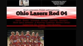 Lasers Red '04