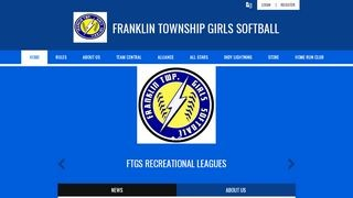 Franklin Twp. Girls Softball Franklin Twp. Girls Softball