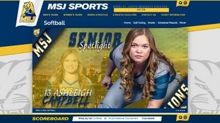 Mount St. Joseph University - Lions Softball