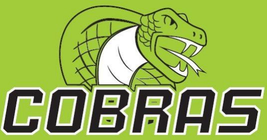 Cobras 10U, 12U & 15U Try-outs 2018/2019 Season