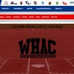 Wolverine-Hoosier Athletic Conference - WHAC