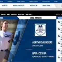 Shawnee State Bears Softball