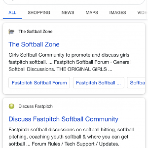 softball forum